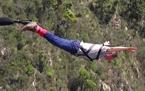 Highest Bungee Jump, Bloukrans