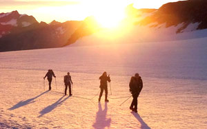 Swiss 4000m peaks